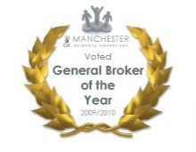 Caunce O'Hara & Co Ltd wins General Broker of the Year 2009/10